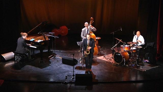 Το Vasilis Xenopoulos Quartet στο 7ο Syros Jazz Festival