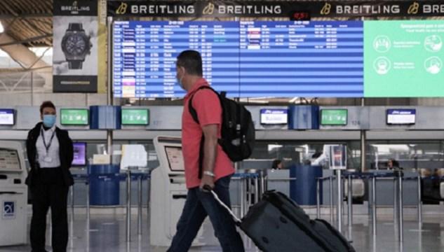 Κορωνοϊός: Αλλαγές στις προϋποθέσεις εισόδου ξένων τουριστών στην Ελλάδα