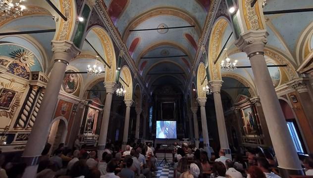 Το αρχαιότερο εκκλησιαστικό όργανο ακούγεται στα στενά της Άνω Σύρου