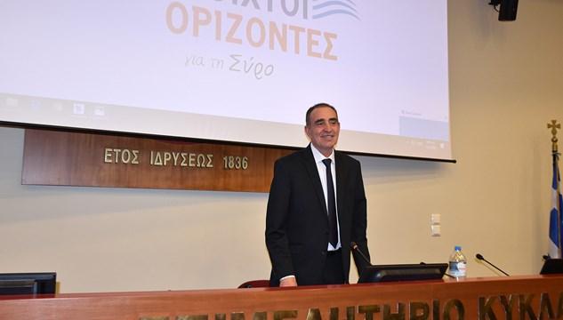 Νίκος Λειβαδάρας: Συνεχίζουμε Ανεξάρτητοι και Αδέσμευτοι