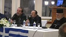 Η ομιλία του Αρτέμη Σώρρα στη Σύρο