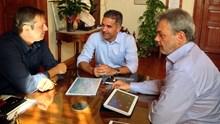 Συνάντηση με Αναπληρωτή Γ.Γ. ΕΟΤ για θέματα Τουριστικής Ανάπτυξης