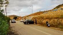 """Νέο τροχαίο στο δρόμο """"¨καρμανιόλα"""""""