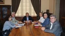 Συνάντηση Περιφερειάρχη με τον Γ.Γ. Μεταναστευτικής Πολιτικής