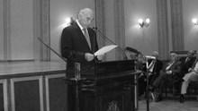 «Έφυγε ο ευγενής της πολιτικής και ο ταπεινός υπηρέτης της ιατρικής επιστήμης»