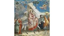 Χριστός γεννάται δοξάσατε, Χριστός εξ ουρανών απαντήσατε