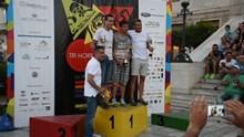 1st TRIMORE Syros Triathlon - Απονομές