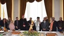 Κοπή της πρωτοχρονιάτικης πίτας στο Δήμο Σύρου-Ερμούπολης