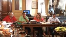 Συνεδρίαση Δημοτικού Συμβουλίου - Ενημέρωση για επέκταση αεροδρομίου