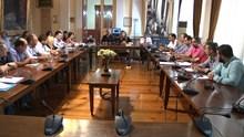Συνεδρίαση Δημοτικού Συμβουλίου - Δημοτικό σχολείο Βάρης