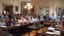 Συνεδρίαση Δημοτικού Συμβουλίου - Βαρβαρούσα