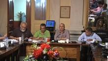 Συνεδρίαση Δημοτικού Συμβουλίου - Επίσκεψη Πάνου Καμμένου