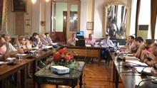Συνεδρίαση Δημοτικού Συμβουλίου - Πιάτσα ταξί