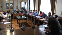 Συνεδρίαση Δημοτικού Συμβουλίου - Πανεπιστήμιο