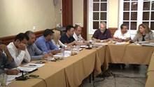 Συνεδρίαση Δημοτικού Συμβουλίου - Δημοτικός Ξενώνας Αγκαθωπών