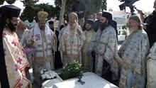 Δεκαετές Μνημόσυνο του αοιδίμου Μητροπολίτου Γέροντος Εφέσου κυρού Χρυσοστόμου Κωνσταντινίδη