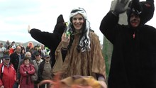 Συριανό Καρναβάλι 2016 - Παραλία Ερμούπολης