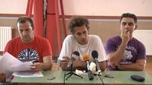 Συνέντευξη τύπου του Συλλόγου Π.Ε. Σύρου, Τήνου, Μυκόνου