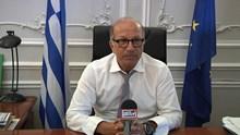 Ο Γιώργος Λεονταρίτης για την έδρα της Π.Ν.Α