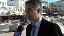 Ο Δήμαρχος Σύρου-Ερμούπολης στο Syrostoday