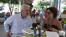 Απολογιστική συνέντευξη Γιάννη Μαχαιρίδη