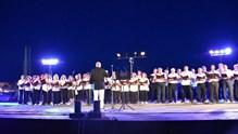 O Μουσικός Όμιλος Σύρου στη Ναυτική Εβδομάδα