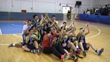 Final 4 Παίδων: A.O.Ερμούπολη - Πανναξιακός 63-59