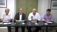 Παρουσίαση του ψηφοδελτίου ΠΑΣΟΚ-ΔΗΜΑΡ στις Κυκλάδες