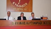 Συνεδρίαση Περιφερειακού Συμβουλίου - Θέρμανση κολυμβητηρίου