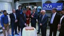 Εκδήλωση της ΝΟΔΕ Κυκλάδων και της ΔΗΜ.ΤΟ Σύρου για την κοπή της πρωτοχρονιάτικης πίτας