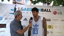 LG Aegean Ball Festival - Συνεντεύξεις
