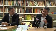 Συνάντηση με τον συγγραφέα Δημήτρη Στεφανάκη