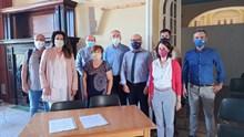 Υπεγράφησαν οι μελέτες για την Ενεργειακή αναβάθμιση αφαλάτωσης Ερμούπολης