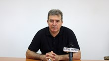 Ο Μιχάλης Χρυσοχοΐδης στην Σύρο