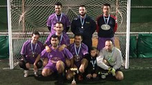 Τελικός Soccer City: Yacht Club - Soccer City 7-3