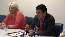 Ενημερωτική συνάντηση του Αντιπεριφερειάρχη Κοινωνικής Μέριμνας Ν. Αιγαίου, Ηλία Ζωγραφίδη