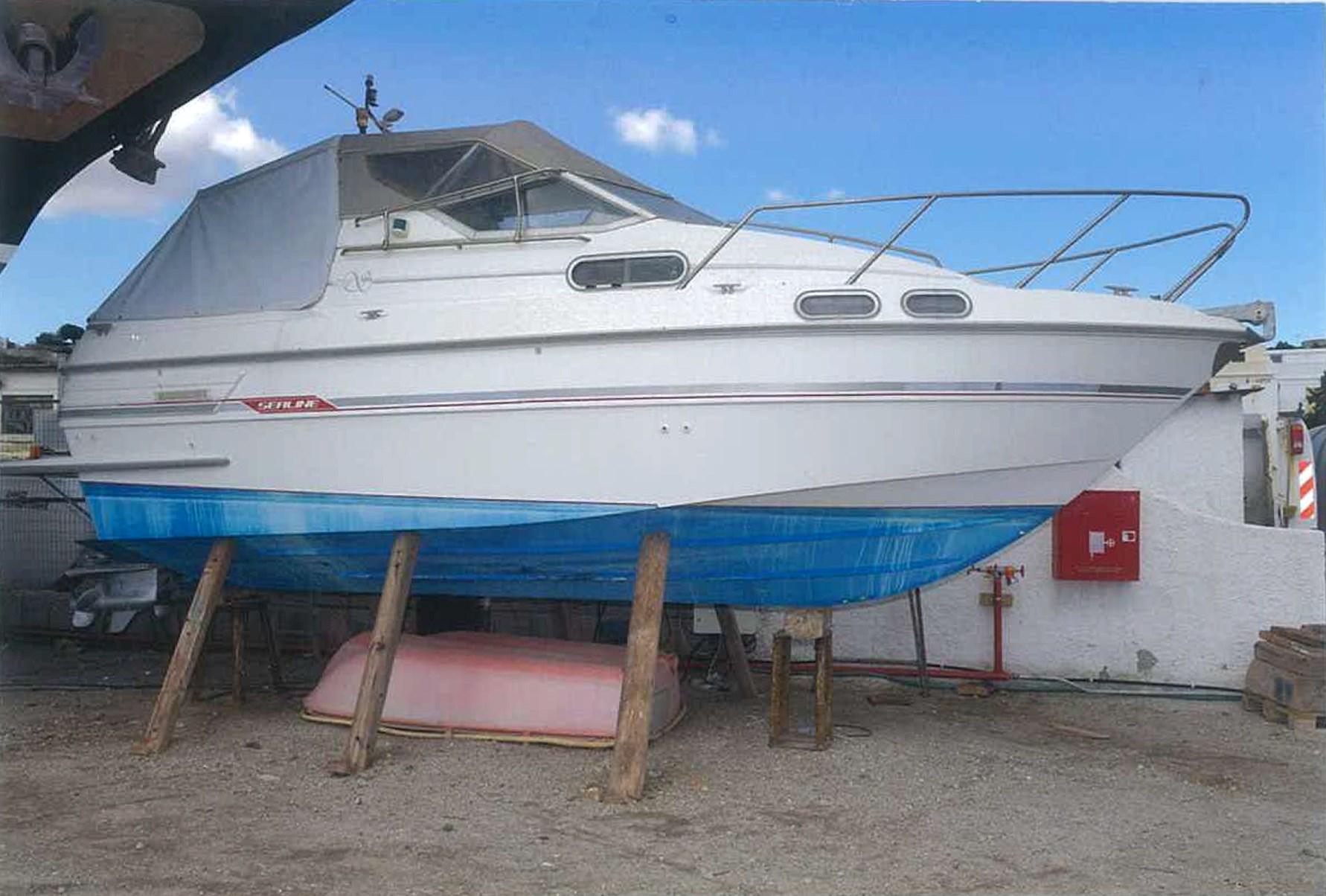Πωλείται σκάφος 255 SENATOR SEA LINE Αγγλίας (Νέο Μοντέλο)