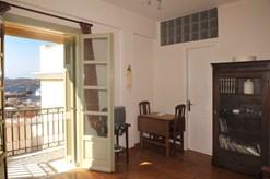 Ενοικιάζεται  επιπλωμένη κατοικία 45τ.μ, εντός του ιστορικού κέντρου