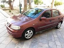 Πωλείται μεταχειρισμένο αυτοκίνητο OPEL  ASTRA του 2001