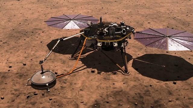 NASA: «Νεκρό» το τρυπάνι του InSight - Σταματούν οι γεωτρήσεις στον Άρη