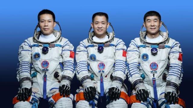 Αύριο η πρώτη επανδρωμένη πτήση στον νέο κινεζικό διαστημικό σταθμό