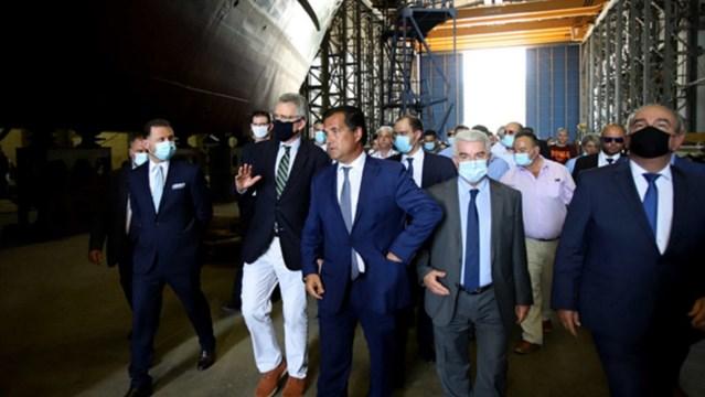 Την Παρασκευή στη Σύρο ο Αμερικανός Πρέσβης Τζέφρι Πάιατ μαζί με υψηλόβαθμο κλιμάκιο της Κυβέρνησης