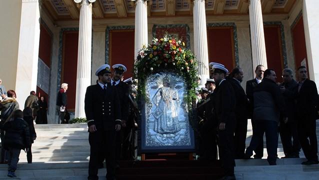 Μεγαλοπρεπής εορτασμός του πολιούχου της Σύρου, Αγίου Νικολάου