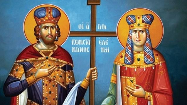 ΜΕΓΑΣ ΚΩΝΣΤΑΝΤΙΝΟΣ: Η ΕΚ ΘΕΟΥ ΕΠΕΜΒΑΣΗ ΤΟΥ ΣΤΗΝ ΠΟΡΕΙΑ ΤΗΣ ΙΣΤΟΡΙΑΣ