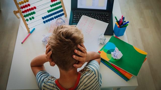 Άγχος πριν το σχολείο: σημάδια, αιτίες και στρατηγικές