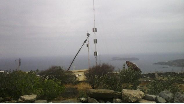 Προσπάθειες απομάκρυνσης των δορυφορικών κατόπτρων από την περιοχή Αληθινή