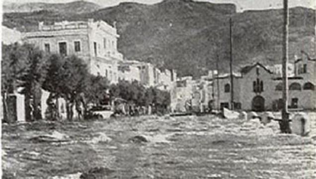 Την Αμοργό και τη Σάμο τα δύο μεγαλύτερα τσουνάμι που έπληξαν τη σύγχρονη Ελλάδα