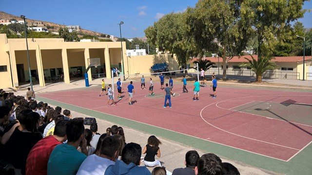 3η Πανελλήνια Σχολική Ημέρα Αθλητισμού