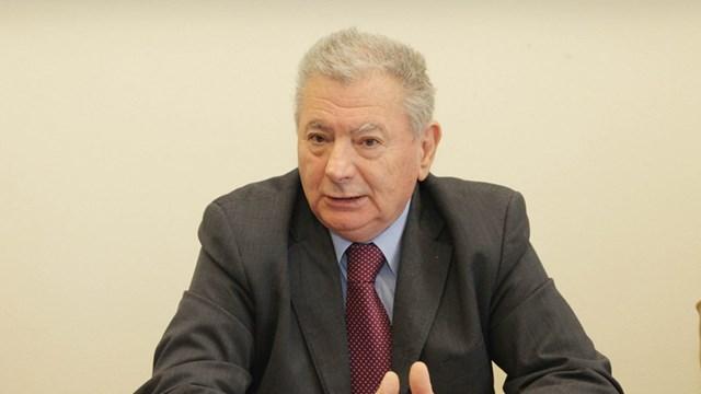 Σήφης Βαλυράκης: Βρέθηκε νεκρός ο πρώην υπουργός