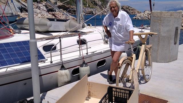 Aegean Cargo Sailing 2020 - Πλέουμε προς τη Σύρο